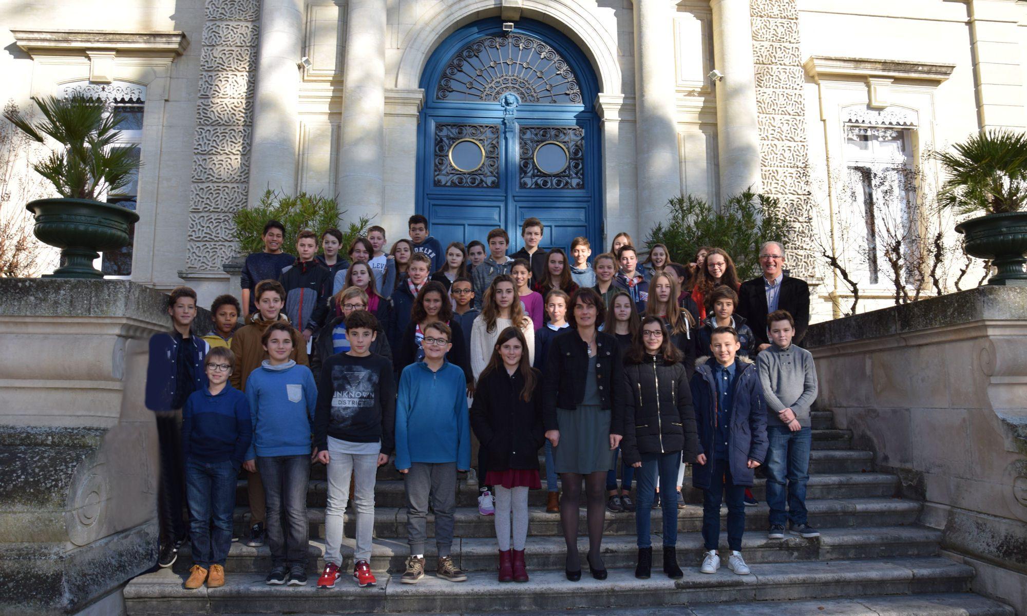 Conseil départemental juniors de la Dordogne